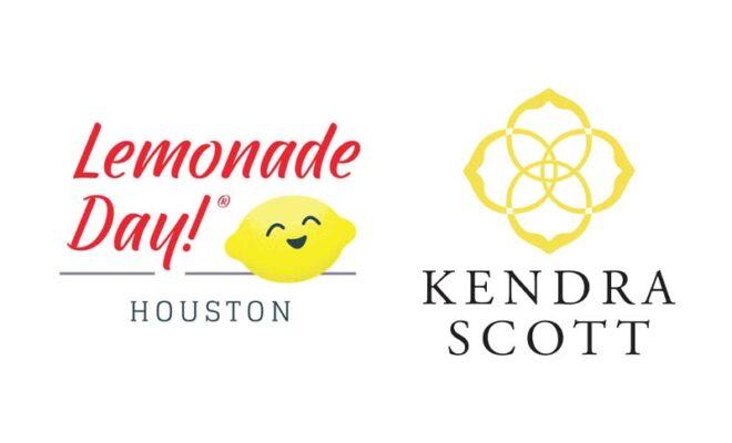 Lemonade day houston kendra scott 2021