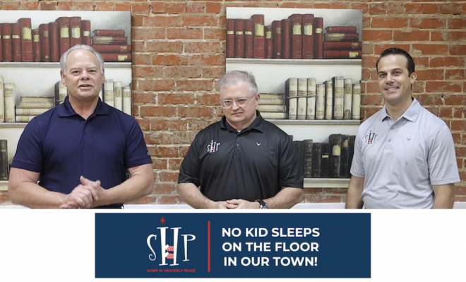 Nonprofit of the month Sleep in Heavenly Peace Montgomery County