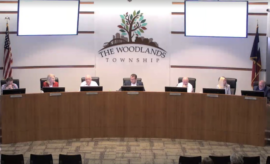 woodlands township meeting 2021 all attending