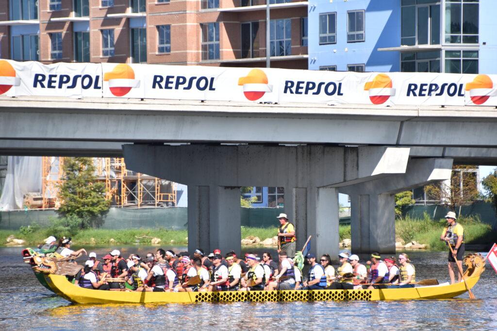 YMCA Dragon Boat Races 2021