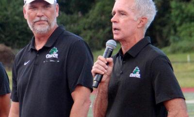John Cooper School varsity cross country coaches