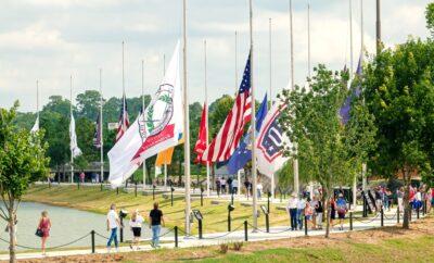 Montgomery County Veterans Memorial Park Conroe