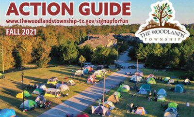 The Woodlands Township 2021 Fall Action Guide