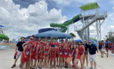 woodlands township lifeguard games 2021