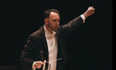 Conductor Myles Nardinger Dancing to a Different Tune 2021