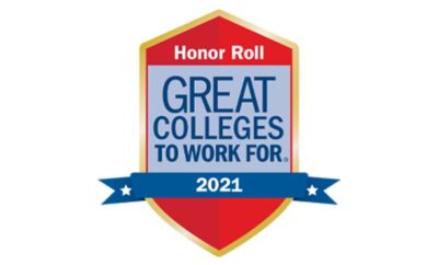 Great Colleges to Work for 2021 Lone Star College Chronicle of Higher Education Modern Think