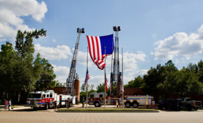 First Responders Day in The Woodlands