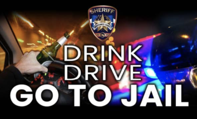 During this Labor Day weekend, the Montgomery County Sheriff's Office, along with other area law enforcement agencies, will deploy additional resources to actively target intoxicated drivers