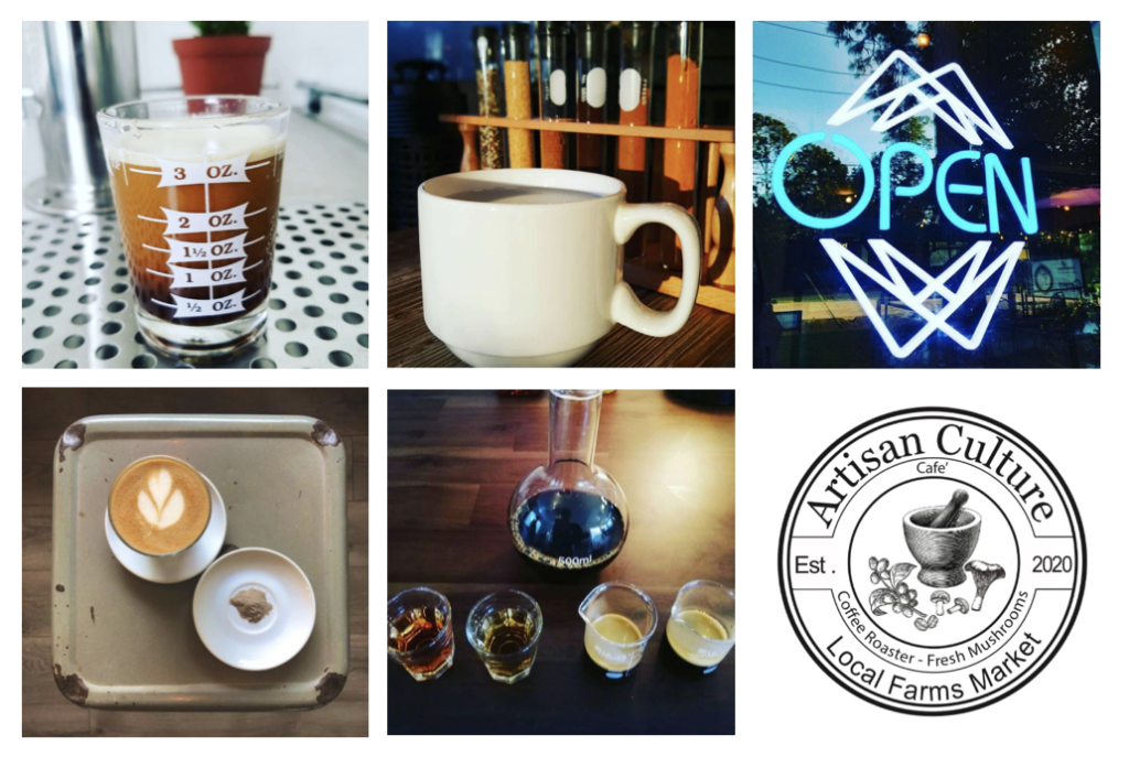 Artisan Culture Coffee Shop The Woodlands
