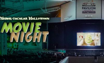 Shrek-tacular Halloween Movie Night 2021 Cynthia Woods Mitchell Pavilion