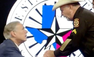 Star of Texas Award 2021 - Corporal Lonnie Bruce Harrison