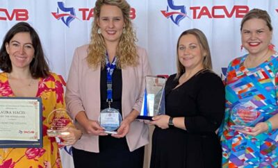 Visit the Woodlands TACVB Texas Convention Visitors Bureau Idea Fair Awards 2021
