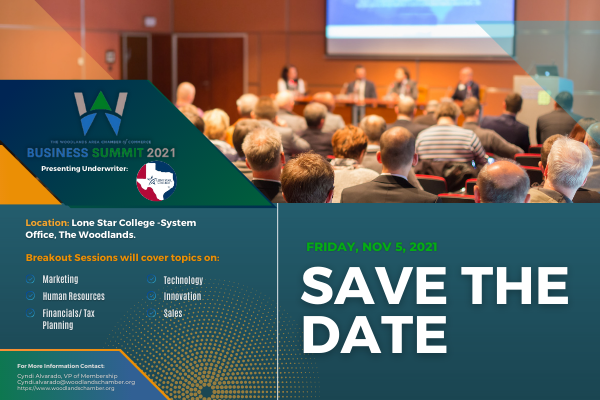 The Woodlands Area Business Summit