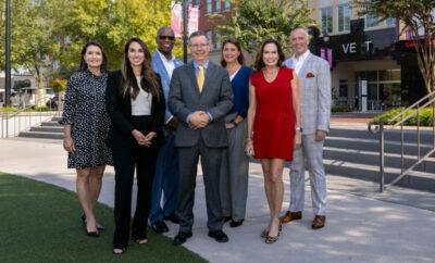 James Stilwell Seven Board Members The Woodlands Arts Council