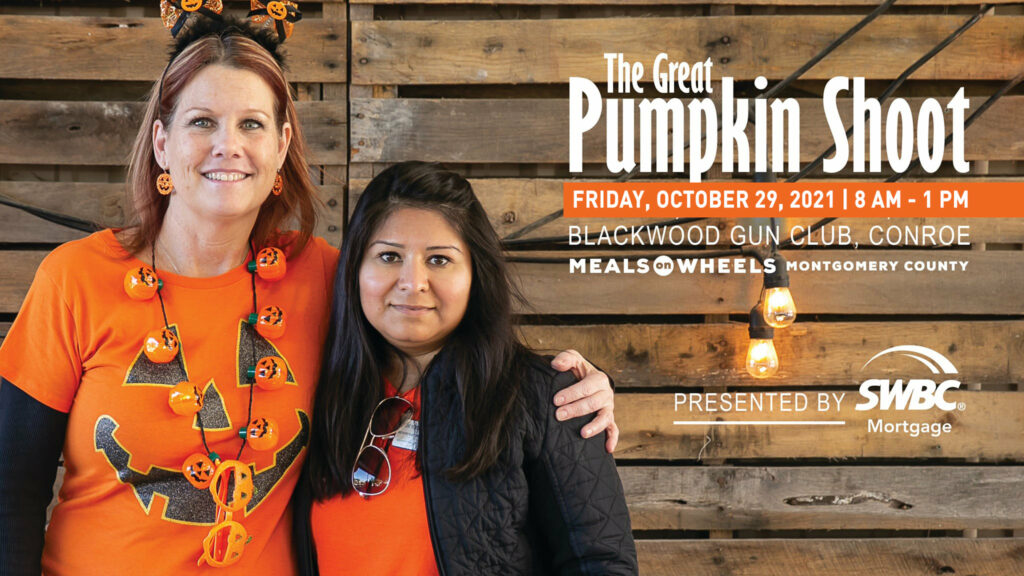 2021 Great Pumpkin Shoot Montgomery County Meals on Wheels