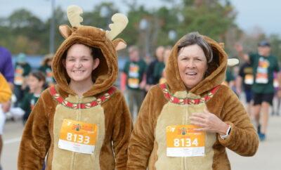 YMCA Run Thru The Woods The Woodlands Thanksgiving 2021