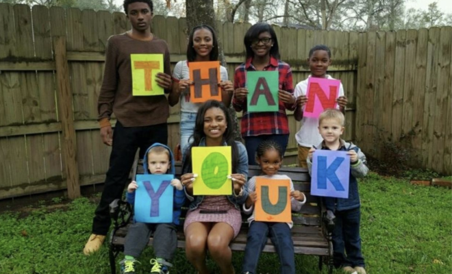 Family Promise of Montgomery County Thank you