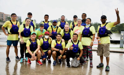 22nd Annual YMCA Dragon Boat Team Challenge - The Woodlands