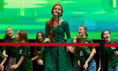 Pavilion Halloween Shrek-tacular Movie Night by Hello Woodlands Rod Prado