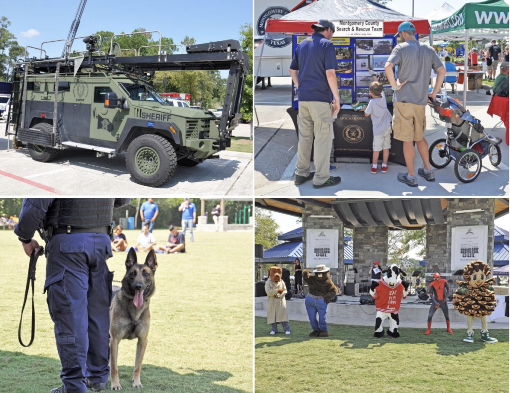 The Woodlands Township Community Safety Expo
